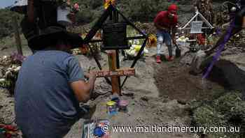 Mexico's virus death toll surpasses 30000 - The Maitland Mercury
