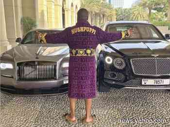 A Nigerian Instagram star conspired to launder millions of dollars while flaunting his 'extravagant lifestyle' on social media, prosecutors allege