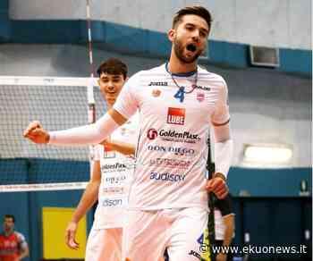Pineto Volley: Paolo Cappio, classe 99, sarà il nuovo sergente della seconda linea pinetese - ekuonews.it
