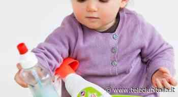 Avellino, bimbo di 18 mesi beve detersivo per fornelli: salvato in extremis - Teleclubitalia.it