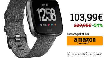 Amazon Sommer-Angebote: Fitness-Gadgets von Fitbit im Abverkauf - netzwelt.de
