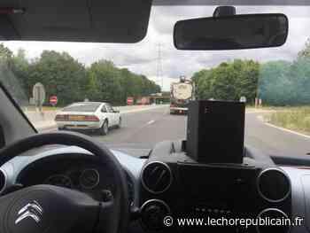 Sept radars embarqués circulent désormais en Eure-et-Loir - Echo Républicain