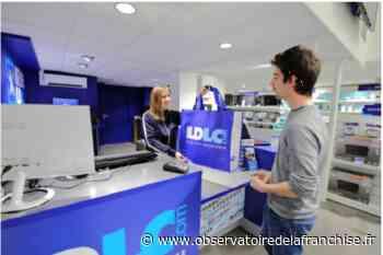 Un nouveau magasin LDLC ouvrira sur la ville de Chartres le 3 juillet 2020 - Observatoire de la Franchise