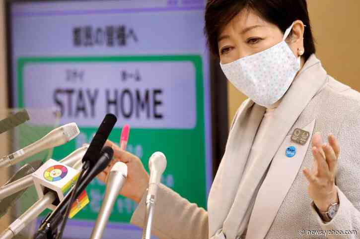 Incumbent Koike seen ahead as Tokyo votes for governor amid pandemic