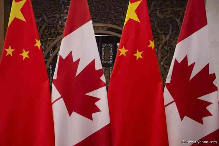 China accuses Canada of meddling over Hong Kong law