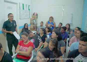 Bairro Zumbi dos Palmares tem assistência em capacitação profissional - Portal do Holanda