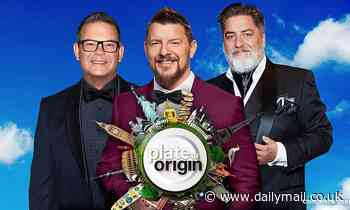 Channel Seven shares Plate of Origin trailer but Matt Preston and Gary Mehigan are edited out