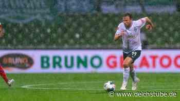 Werder Bremen: Endet die Ära Philipp Bargfrede? Vertrag läuft aus! - deichstube.de