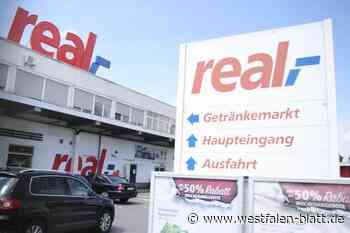 """SCP-Übernahme: Real-Markt in Espelkamp bleibt geöffnet: """"Keine Veränderungen geplant"""" - Westfalen-Blatt"""