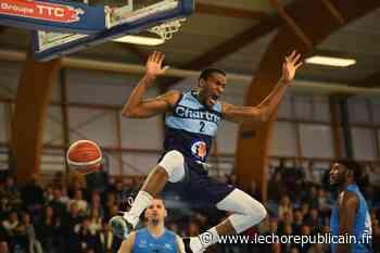 Basket / N1 masculine - L'Américain Du'Vaughn Maxwell annonce son départ du C'Chartres Basket Masculin - Echo Républicain