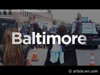 Baltimore Protesters Topple Columbus Statue, Deem Him Responsible for Genocide of Natives in Americas