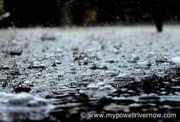 Rainy June one for record books in Powell River - My Powell River Now