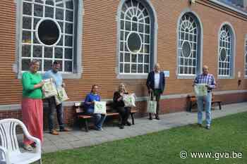 Zorgpersoneel krijgt goodiebag (Temse) - Gazet van Antwerpen
