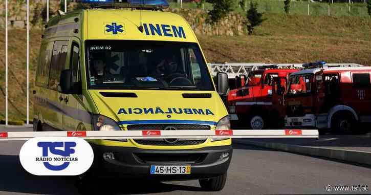 Treze casos confirmados de Covid-19 nos bombeiros de Queluz - TSF Online