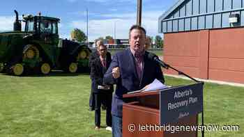 Government announces Highway 3 twinning between Taber and Burdett - Lethbridge News Now