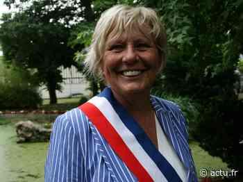 Bernay : Marie-Lyne Vagner installée maire de Bernay - actu.fr