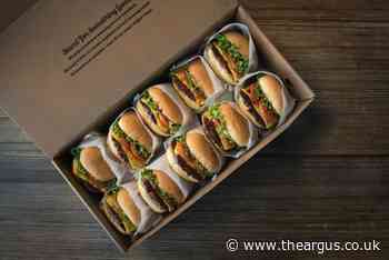 Shake Shack opens first Brighton site for delivery