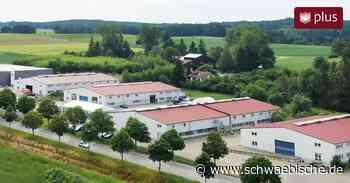 Firma Tegos aus Ostrach winkt wichtiger Preis - Schwäbische