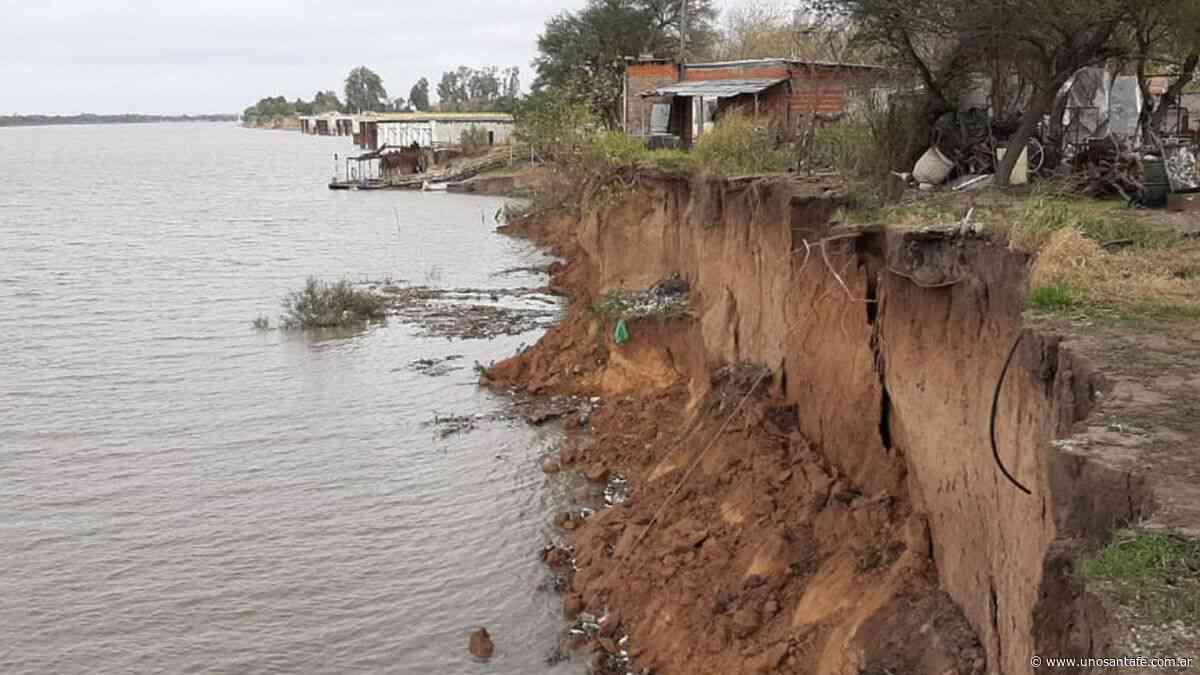 Detectaron las tres causas del derrumbe en Sauce Viejo - Uno Santa Fe
