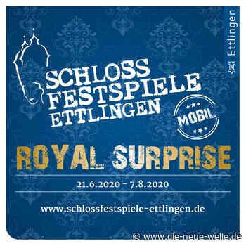 Kleines Comeback der Schlossfestspiele Ettlingen 2020 - die neue welle - die neue welle