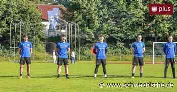 Mit fünf neuen Spielern – Essingen legt los - Schwäbische