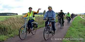 Fläming-Burgenradtour mit Start in Beelitz findet im September statt - Märkische Allgemeine Zeitung