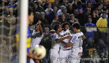 Timão relembra Libertadores-2012 - Jornal Cruzeiro do Sul