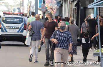 Guardas vão fiscalizar o uso de máscara em Mogi das Cruzes - O Diário