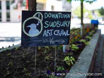 Sudbury art crawl highlights local artists and downtown businesses