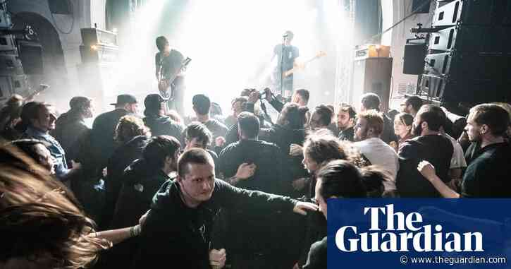 'I'm like a plant without water': why metal bands are suffering during coronavirus