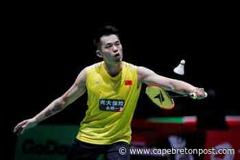 Badminton: China's Lin Dan hangs up his racquet - Cape Breton Post