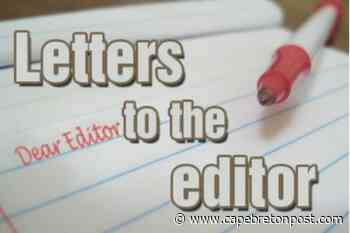 LETTER: Municipal concerns overlook bigger issue, says former Cape Breton resident - Cape Breton Post