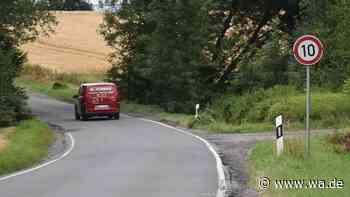 Wambelner Straße in Hamm-Rhynern wird doch komplett saniert - allerdings später - Westfälischer Anzeiger