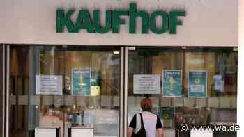 Rettung von Kaufhof-Filialen und die Folgen für Standort Hamm - Grüne gegen Abriss - wa.de