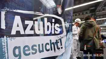 In Hamm keine Jobverluste bei Azubis - IHK Unternehmerumfrage wegen Corona - wa.de