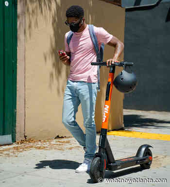 Scooters Return to Atlanta's Streets With Newcomer Spin, a Ford Motor Company - What Now Atlanta