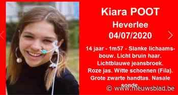Meisje (14) vermist in Heverlee