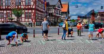 Radler-Demo in Usingen - Usinger Anzeiger