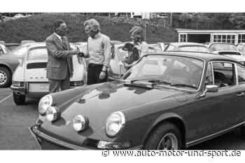 Porsche Werksabholung in Zuffenhausen: Wo Hoeneß, Karajan & Co. Ihre 911er holten - auto motor und sport