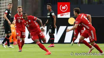 SPORT BILD-Replay um Pokalfinale: Jubiläums-Titel für den FC Bayern - SportBILD