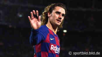 FC Barcelona: Wechselt Antoine Griezmann zu Ronaldo und Juventus Turin? - SportBILD