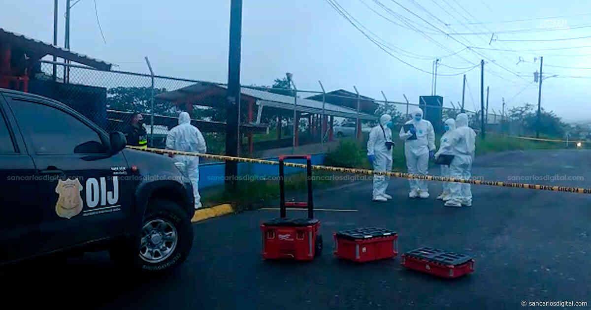 OIJ identifica a joven asesinado en Ciudad Quesada este sábado - San Carlos Digital