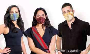 Cubrebocas diseñadores mexicanos: Alejandra Quesada o Cihuah - R.S.V.P. Online
