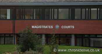 Man banned from going near ex rode horse and cart past her home four times
