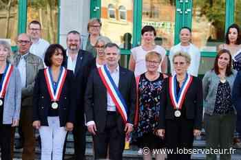 Hautmont : Stéphane Wilmotte est officiellement le nouveau maire - L'Observateur