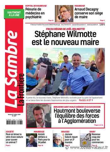 La Sambre (Hautmont) du vendredi 3 juillet 2020 - L'Observateur