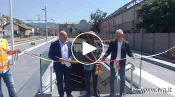 """Nuovo sottopasso ferroviario a Pietra Ligure, Rfi: """"Pronti altri interventi a Finale e nelle stazioni savonesi"""" - IVG.it"""
