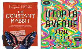 Jasper Fforde, David Mitchell, Clare Chambers and Sabine Durrant: This week's best new fiction - Daily Mail