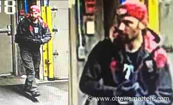 Suspect wanted in series of downtown Ottawa, Vanier area bike thefts - OttawaMatters.com