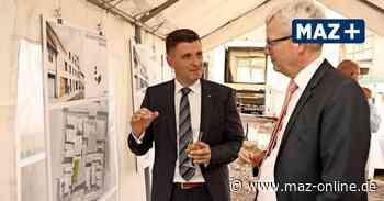 Gransee: Neues Gesundheitszentrum: Symbol für Stabilität und Sicherheit - Märkische Allgemeine Zeitung